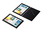 "Tablet Lenovo 10.1"" YB1-X90F Yogabook Gris Android"