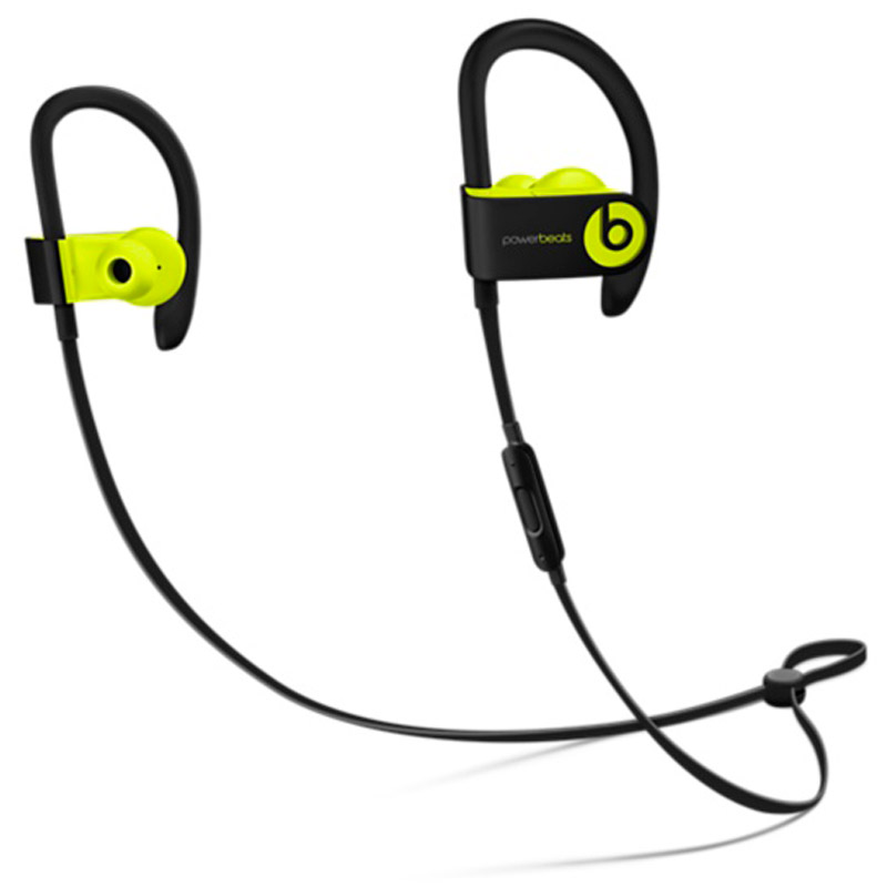 Audífonos Powerbeats3 MNN02BE/A Amarillo