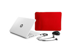 Laptop HP Stream 14-AX005 CN3050 4 GB/32 GB W10 14""