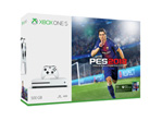 Consola Xbox One S 500GB + Pro Evolution Soccer 2018