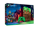 Consola Xbox One S 1TB Minecraft Limited Edition