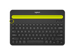 Teclado Bluetooth Multi-Device K480 Negro