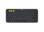 Teclado Bluetooth Multi-Device K380 Negro