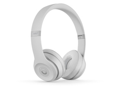 Beats Solo3 Wireless - Color plata mate