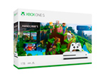 Consola Xbox One S 1TB Paquete Minecraft