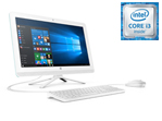 ALL IN ONE HP 20-C006 CI3 4GB/1TB 19.5""