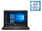 Laptop Dell I3467_i5 C i5-7200U 8GB/1TB 14""