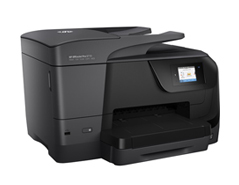Multifuncional HP Office Jet Pro 8710