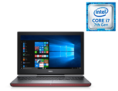 Laptop Dell I7567 C i7-7 8GB/1TB +128GB SSD 15.6""