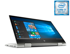 Laptop 2 en 1 HP 15-CN CI7 12GB/1TB +128GB SSD 15.6""