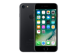 A Kit iPhone 7 256GB Negro Mate