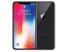 Apple iPhone X Gris Espacial 256GB